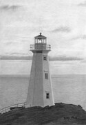 """Cape Spear Lighthouse"""